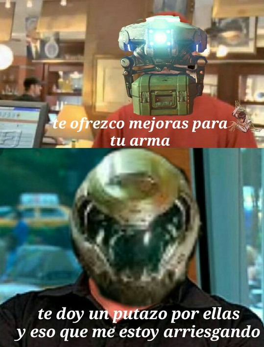 Doomslayer - meme