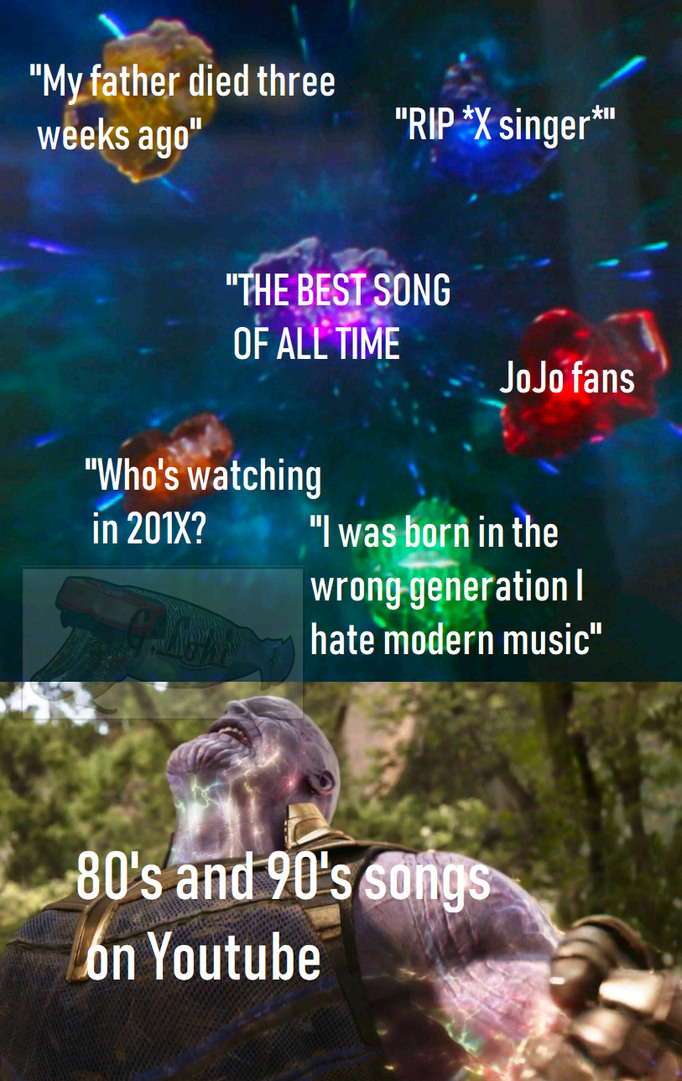 Were you born in the wrong generation? - meme