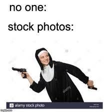 stock photo be like - meme