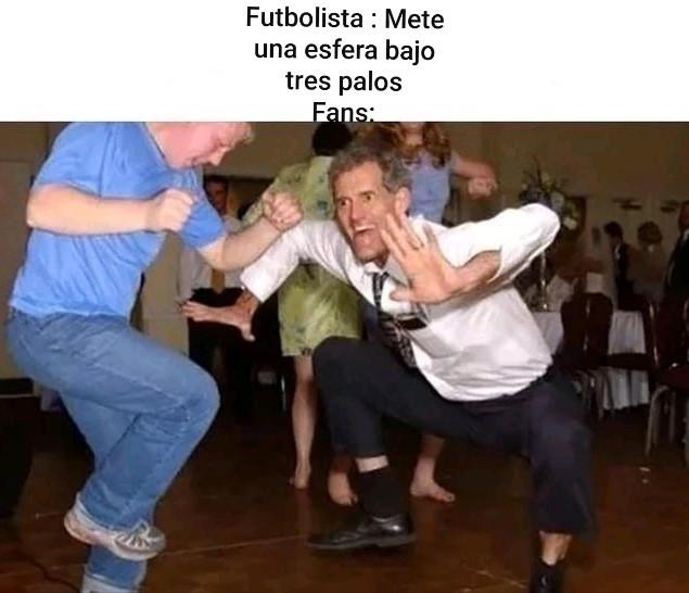 Celebracion - meme