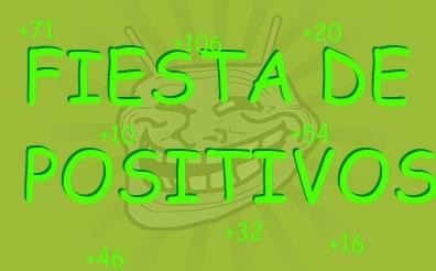 Los positivos no valen nada asi que - meme