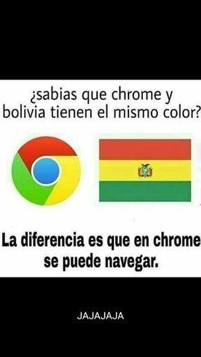 F por Bolivia - meme
