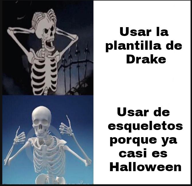Feliz Casi Halloween - meme