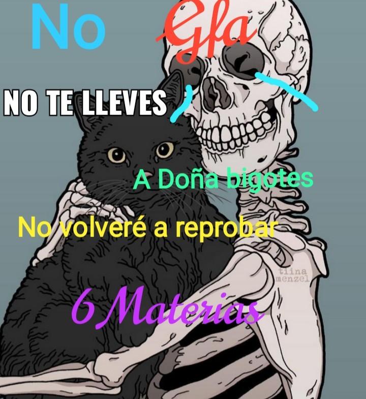 Doña bigotes - meme