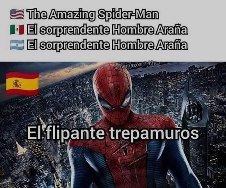Que pedo España - meme