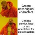 Hollywood and Netflix be like
