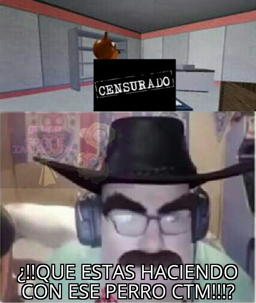 Creditos a spaceshark123456 - meme
