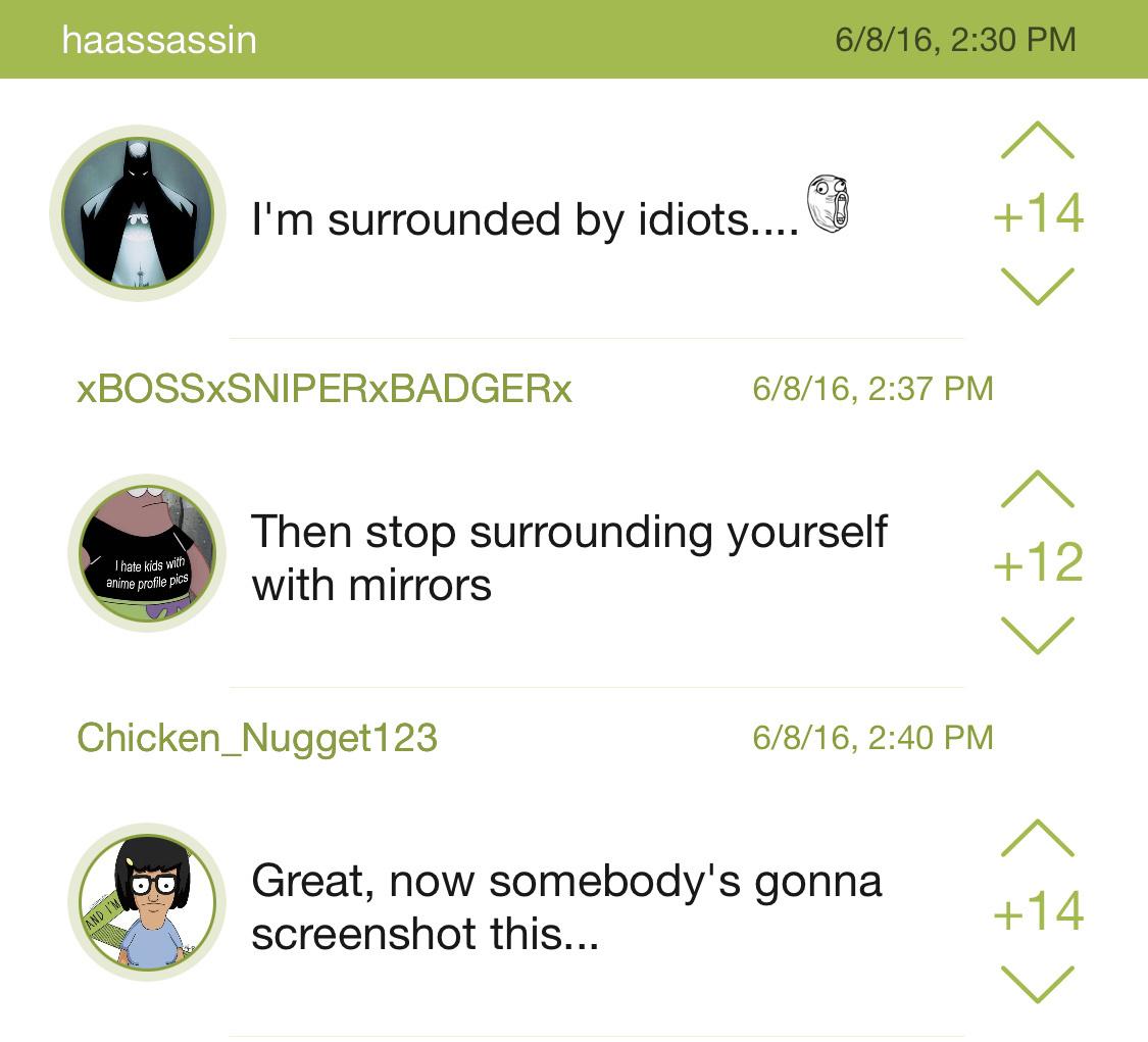 screenshot post... - meme