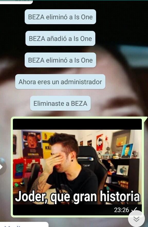 BEZA - meme