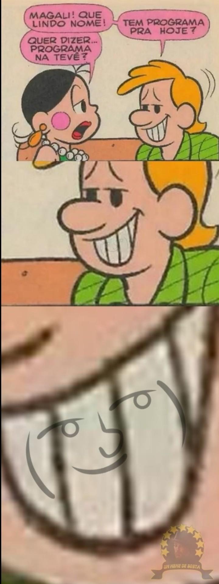 Quanto ta esse progama ae - meme
