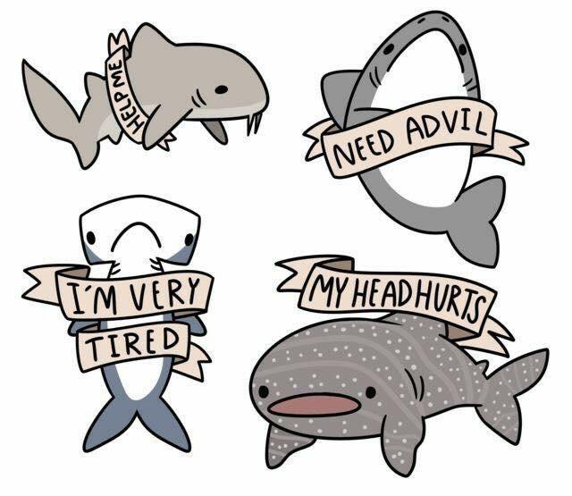 Sharks - meme