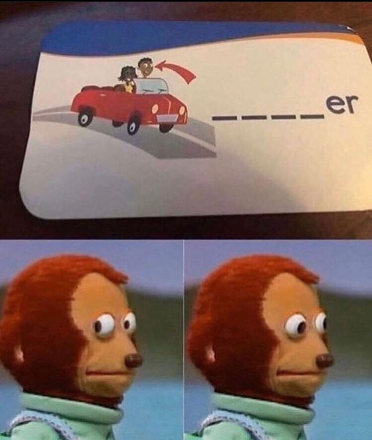...Driver... - meme