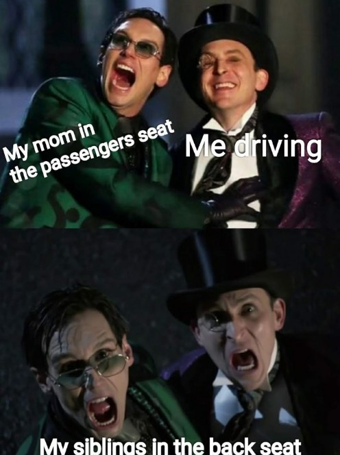 Vroom vroom - meme