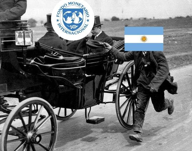 Argentina is the new venezuela - meme