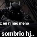 Batman sobrio