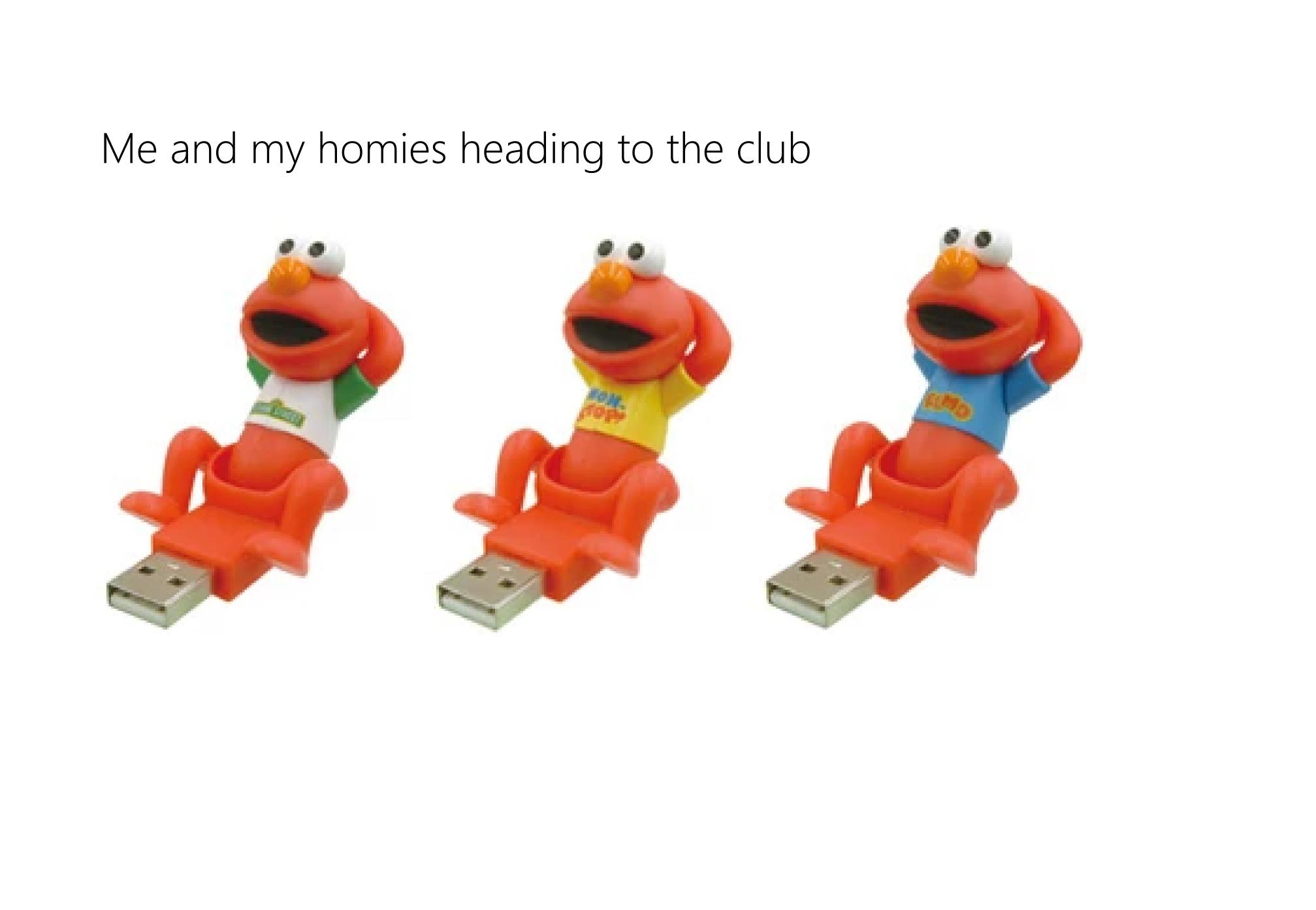 tha club - meme