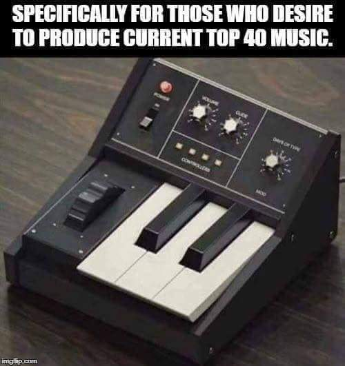 No talent needed - meme