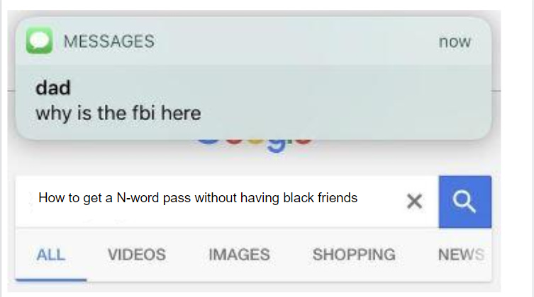 Just get a black friend - meme