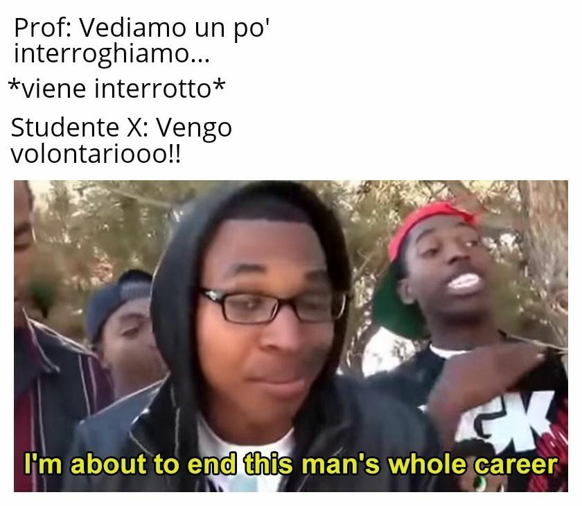 Prof Lolli - meme