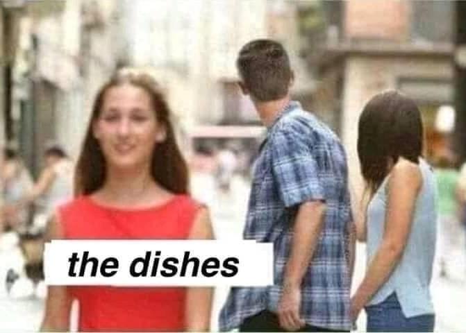 Thanksgivin dinna - meme