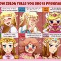 If you get Zelda pregnant