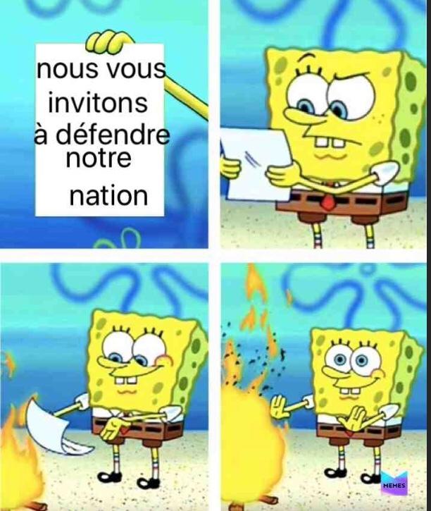 moi a la WWIII - meme