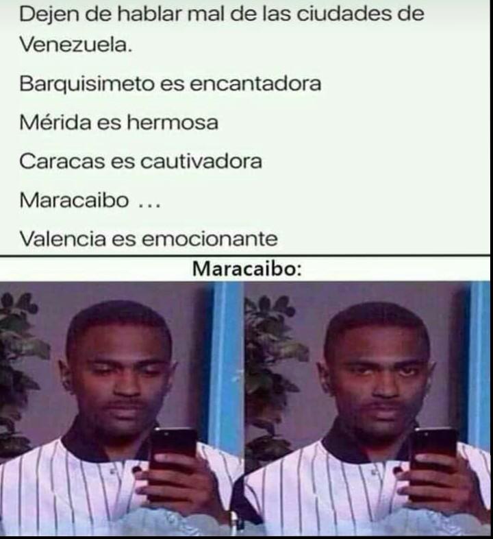 Solo para Venezuela - meme