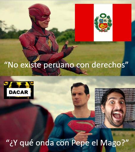 Bien chevere el Pepe :son: - meme