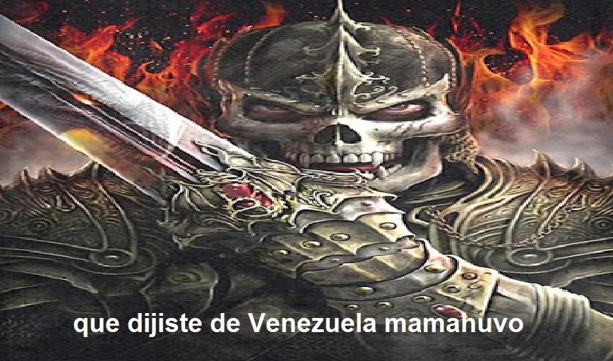 venezolano molesto - meme