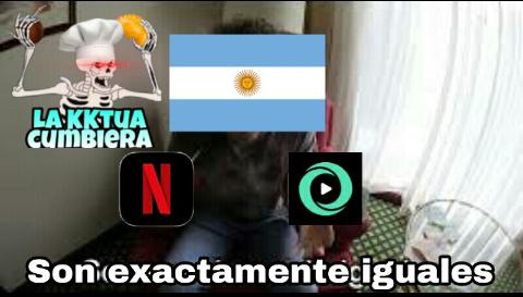 Los argentinos entenderan - meme
