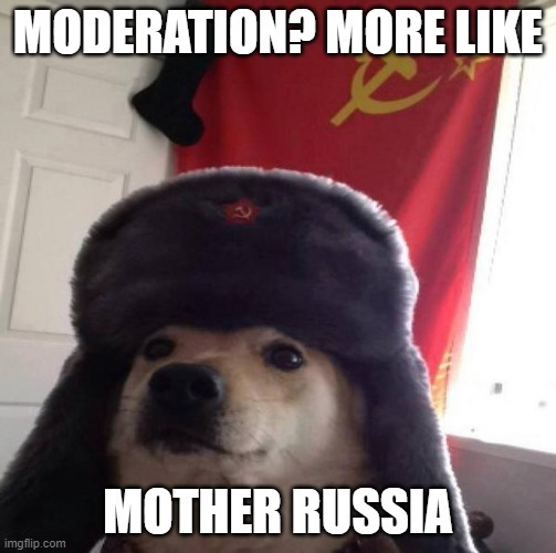 MOTHER RUSSIA - meme