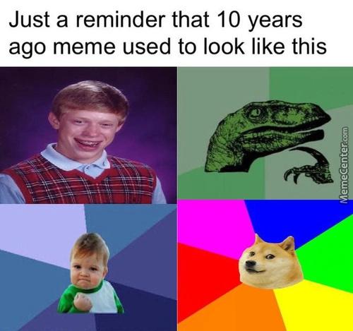 U maybe old but r u dis old - meme