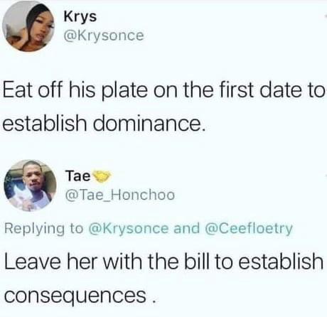 Konseqwenses - meme