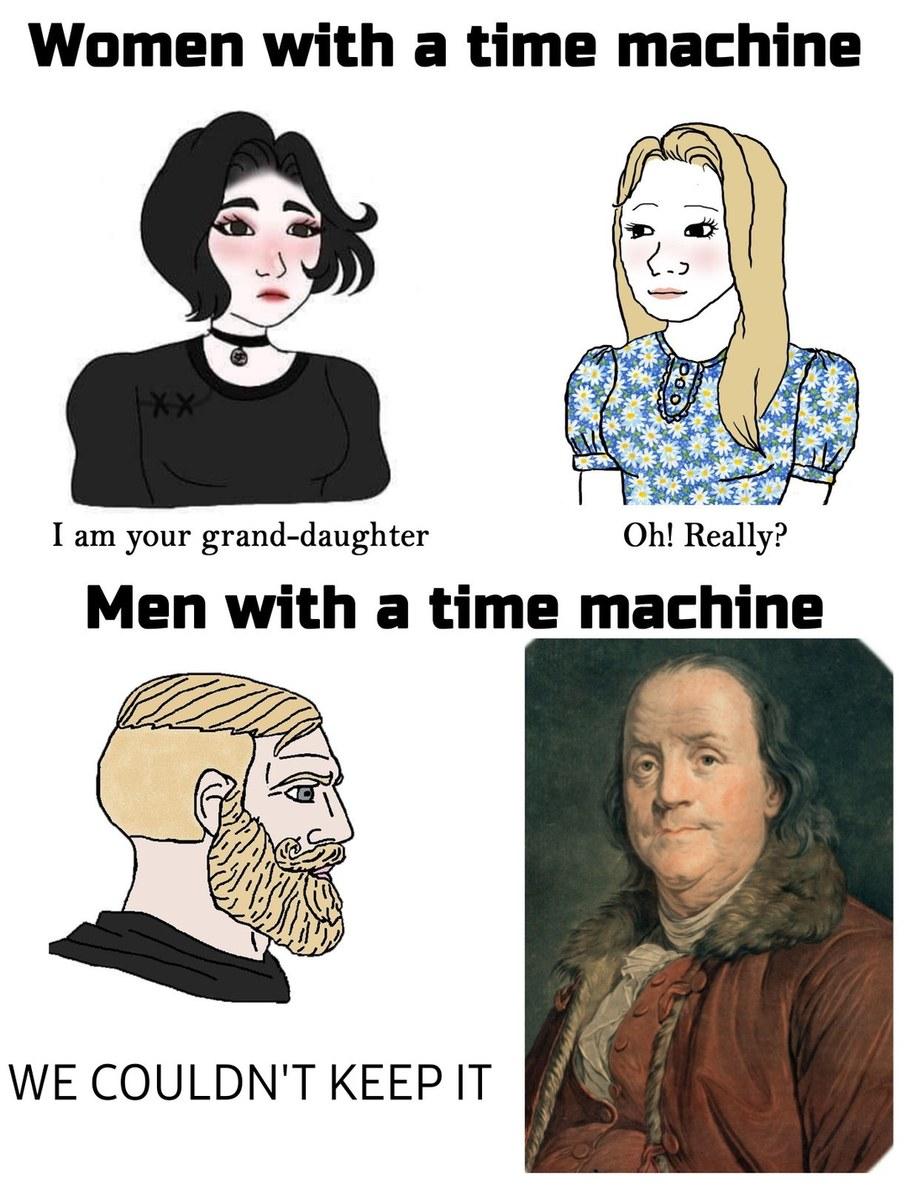 Sad musket noises - meme