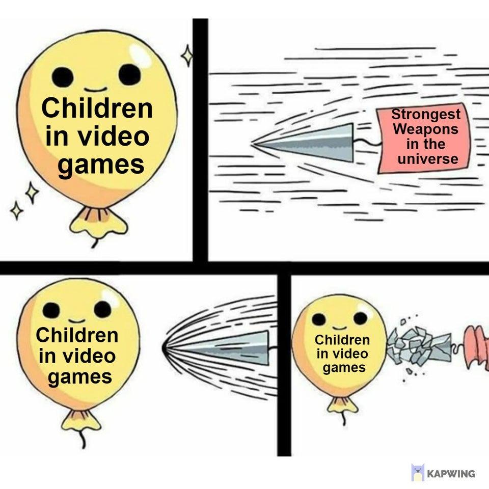 True Gamers will udnertand - meme