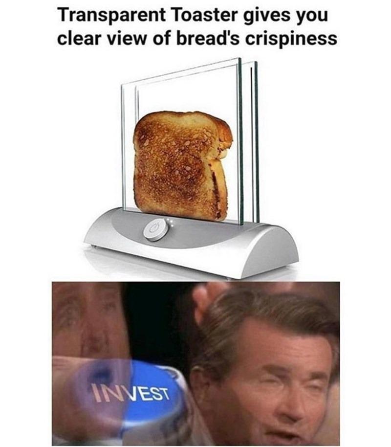 I want one - meme