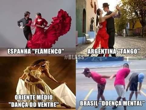 só o Brasil mesmo puta que pariu - meme