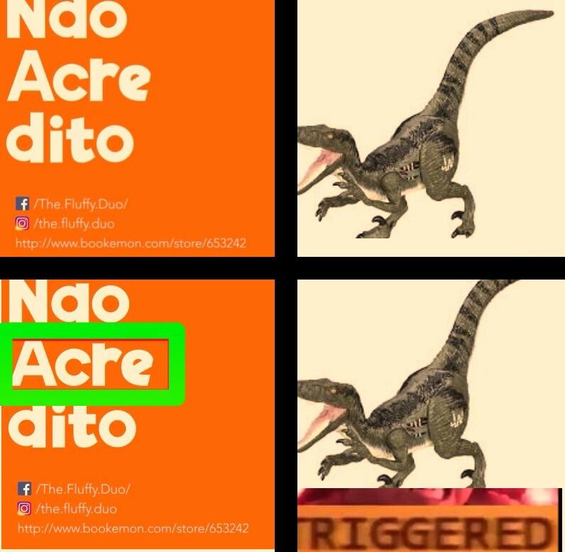 Triggered - meme