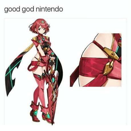 Oh dios nintendo - meme