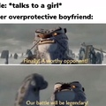 overprotective people are annoying