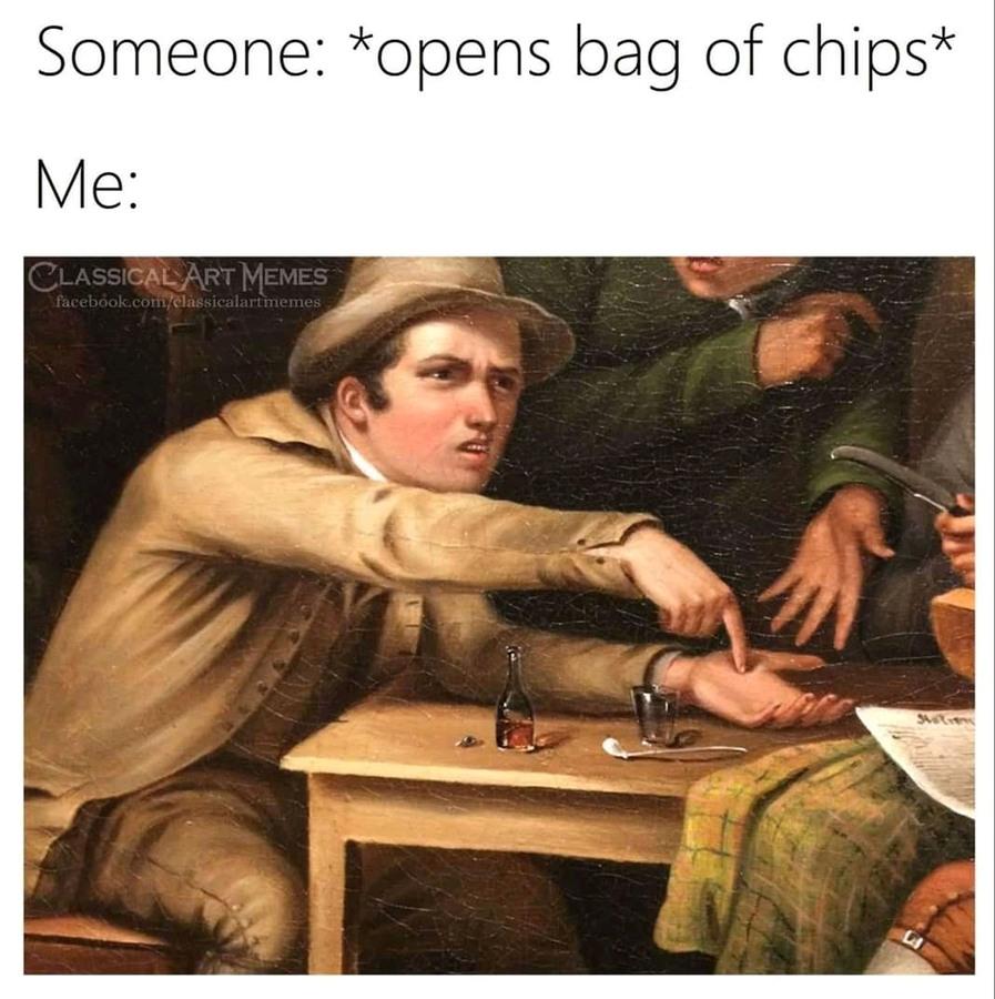 Give me my shiet - meme