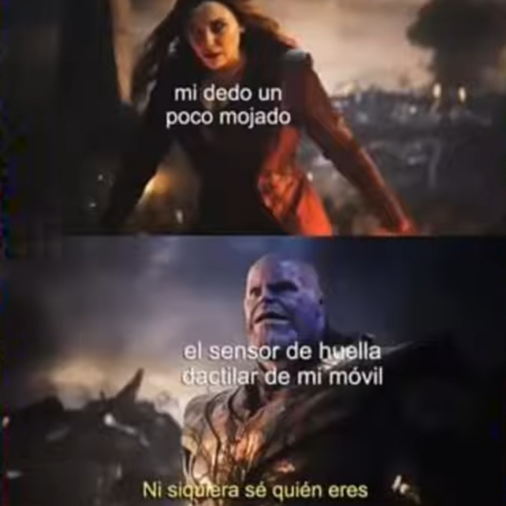 La Santísima madre >:v - meme