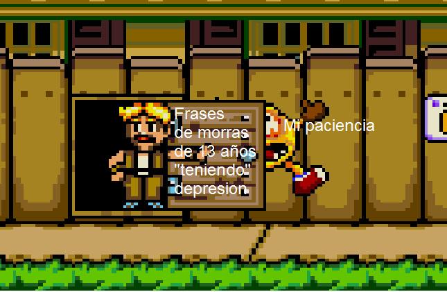 ultimo meme de Pacman 2 por un tiempo