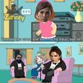 Cualquier personaje femenina de los videojuegos > Ellie en TLOU2
