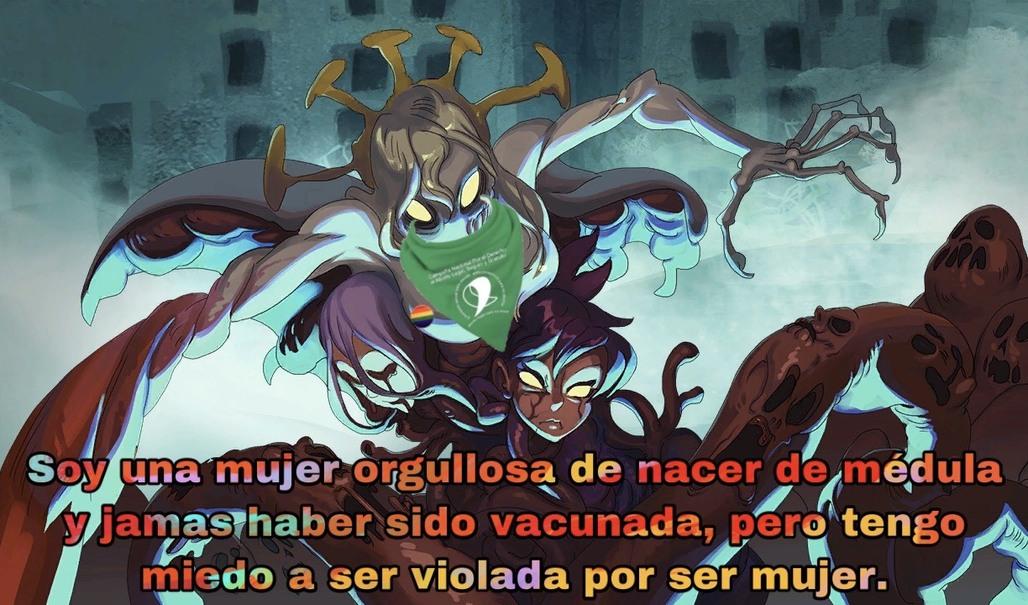 fusion grotesca - meme