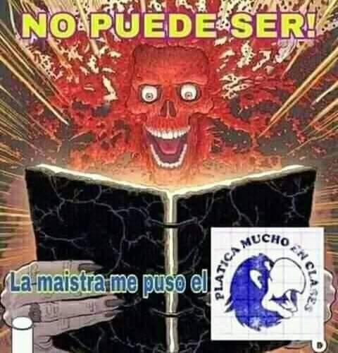 Wey maldicioooon!!! - meme