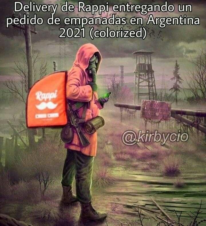 Aguante stalker :allthethings: - meme