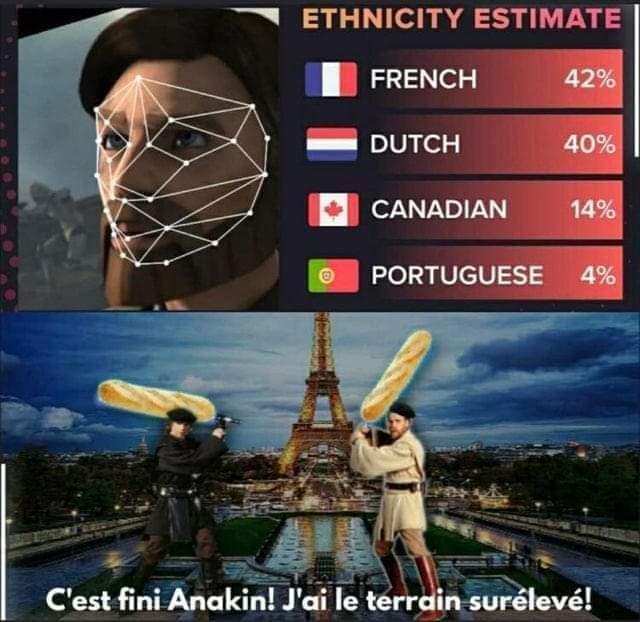 Baguetttte oui oui - meme