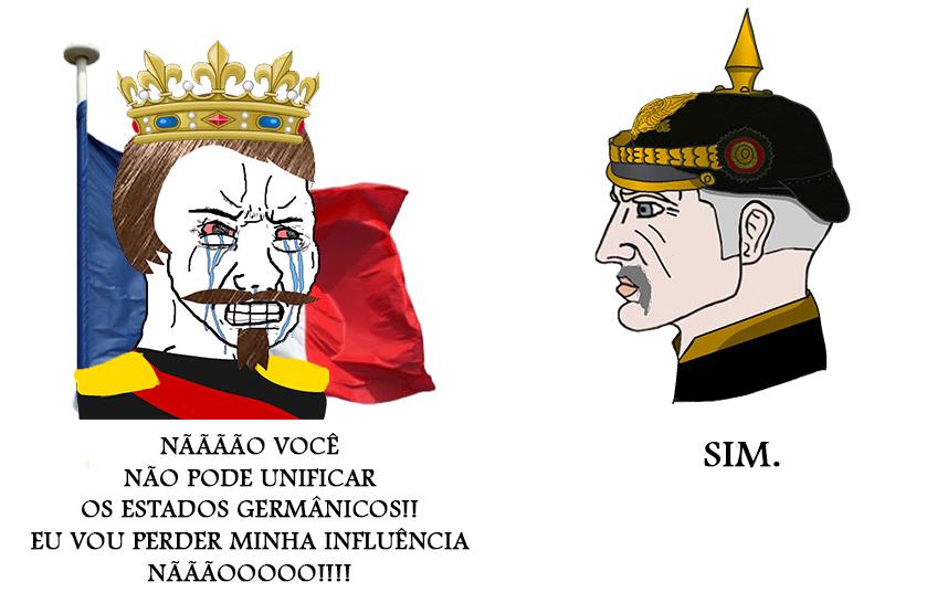 Bismark mito - meme