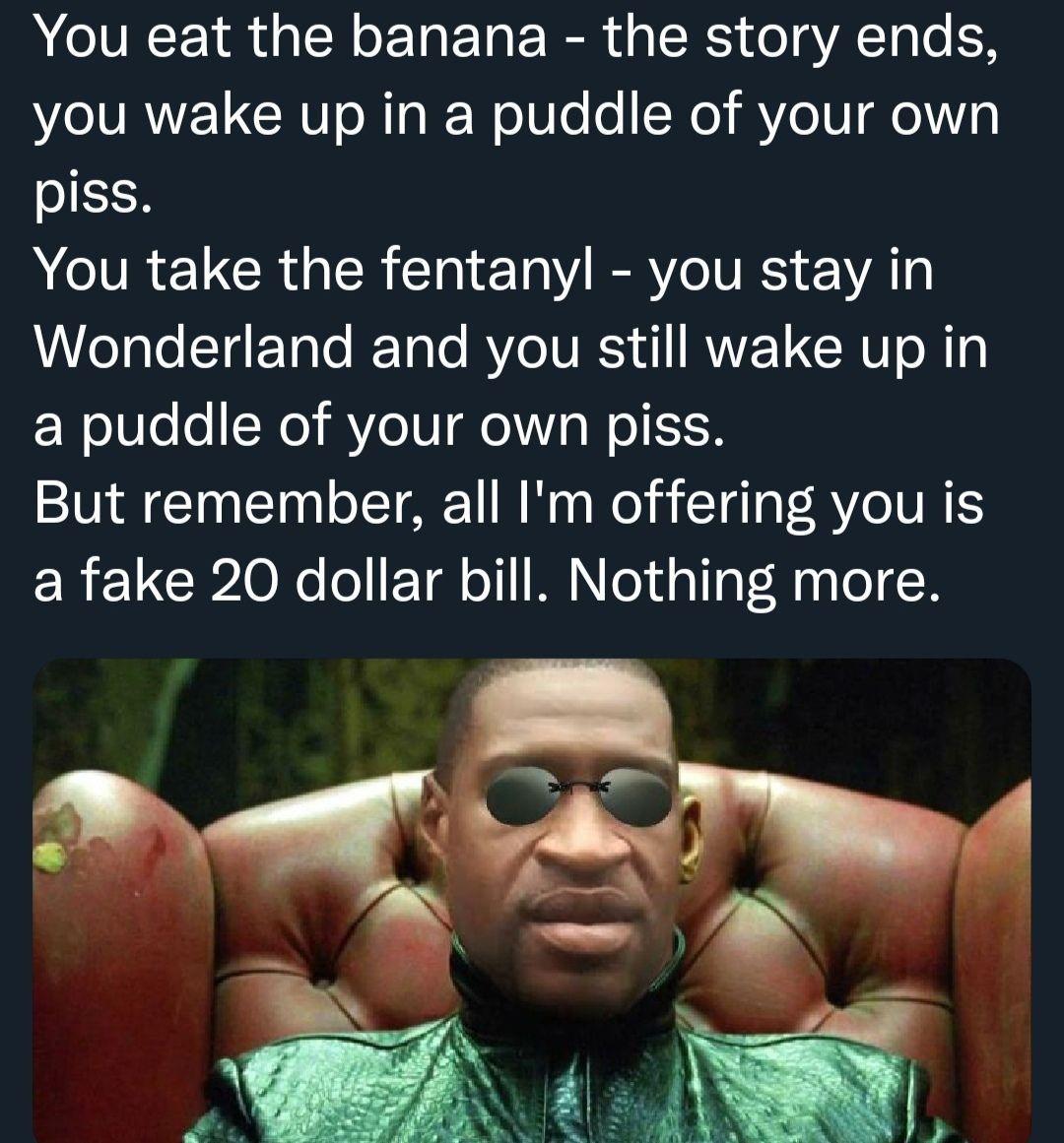 Le 20 dollar bill - meme
